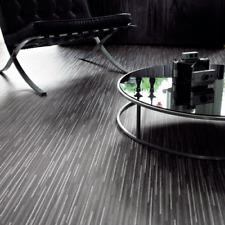 Stripe Cushion Floor Vinyl Bamboo Style Sheet Lino Flooring Bathroom Mocha Roll