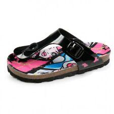 Sandalias Monster High Charol Negro / Girls Sandals