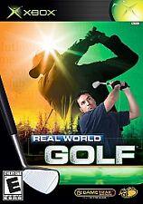 Real World Golf - Xbox, Acceptable Xbox, Xbox Video Games