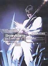 BRYAN ADAMS - LIVE AT SLANE CASTLE, IRELAND 2000 (NEW DVD)