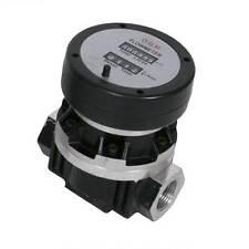 High quality easy maintenance mechanical gear flow meter (flowmeter)
