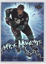 2003-04 Upper Deck Magic Moments #MM-14 Sergei Fedorov Hockey Card