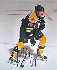 Tyler SEGUIN Signed BOSTON BRUINS 8x10 Photo #2