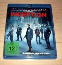 Blu-Ray Disc - Inception - Christopher Nolan - Leonardo DiCaprio - Tom Hardy