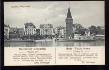 Germany Bodensee LINDAU Advert PPC
