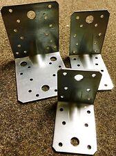 Metallwinkel mit Steg Rippe Winkelverbinder Bauwinkel Winkel Zulassung,QQ