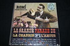 Romi Présente   La Grande Parade de la Chanson   LP 33T
