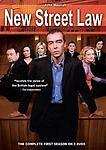 DVD: New Street Law: Season 1, Julian Holmes, Emma Bodger, Davi. Good Cond.: Pau