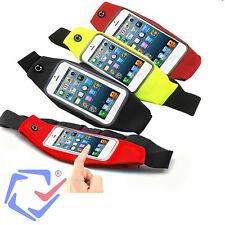 Maclean Ceinture de sport pour les smartphones 4,8''ou 5,7'' Sangle réglable.