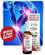 Zen Herbal Massage Liniment 100ml