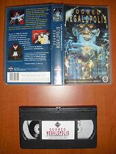 Doomend Megalopolis La Ciudad Endemoniada 1º acto [Anime VHS] Manga Ed.Española