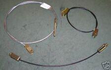 JAGUAR DAIMLER HAND BRAKE CABLES FIT MARK 2 MK2 & DAIMLER 250 V8 C15512COM