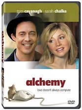 2006, DVD, Alchemy, Widescreen, Tom Cavanagh, Sarah Chalke, Evan Oppenheirmer