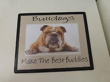 Bulldog Gifts - Keyring, Mousemat, Coaster, Magnets