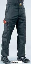 EMT EMS 9 pocket duty pants Black Regular & ROTHCO SWAT XS S M L XL 2X 3X 4X 5X