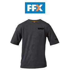 DeWalt DEWTYPHXXL Typhoon Charcoal Grey T Shirt Various Sizes