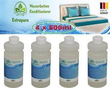4 x 500ml JaTop Extra pur Conditionneurs De Matelas D'eau - Lit À Eau