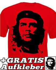 Che Guevara t-shirt haste la victoria irradiará, viva, cuba, revolución fidel castro