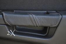 FITS VAUXHALL OPEL ASTRA MK5 H 2X DOOR HANDLE COVERS grey