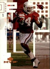 2002 Upper Deck MVP Football Card #s 1-200 (A0750) - You Pick - 10+ FREE SHIP