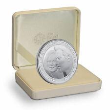 (PL) ROYAL MINT 2010 UK ROYAL ENGAGEMENT ALDERNEY £5 SILVER PROOF COIN - ENGLAND