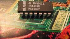 DS1489N MC1489P QUAD CMOS LINE RECEIVERS  RS232  3PCS
