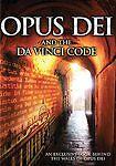 FREE US SH (int'l sh=$0-$3) USED DVD Opus Dei and the Da Vinci Code~Jeremy Jeffs