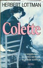 Herbert Lottman = COLETTE