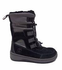 Timberland Kids' WINTERFEST WATERPROOF Preschool Boots Black/Grey 9071R a1