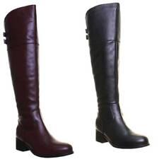 Justin Reece Francesca Womens Leather Matt Boots