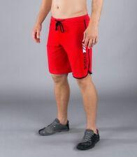 MusclePharm homme Pixel Imprimé Stretch Jog Bottoms Pants Gym Sports Shorts S-2XL