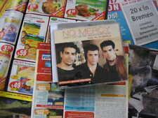 CD Pop No Mercy Don't Let Me Be. 3T Promo BMG Di Meola