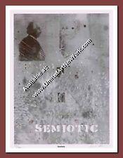 Semiotic by Carl Beam