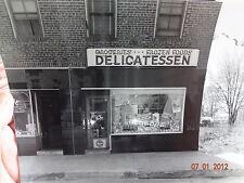 1950 Delicatessen 140 Front Street Hempstead or Mineola Long Island NY Photo