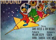 Huckleberry Hound: Here Comes - 1958- TV Soundtrack-Record  LP