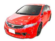 06-11 Honda Civic 4DR Renzo Duraflex Front Body Kit Bumper!!! 107434