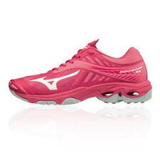 Mizuno Femmes Wave Lightning Z4 Chaussures De Sport En Salles Baskets Rose