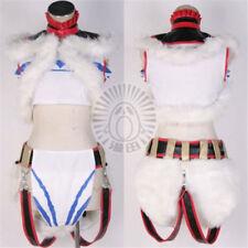 Monster Hunter Kirin Blademaster Armor Cosplay Costume custom made//