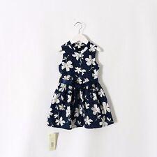 New Beautiful Girls Summer Dress Size: 1, 2, 3, 4
