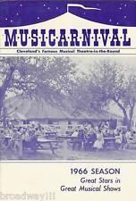 "John Raitt ""A JOYFUL NOISE"" Donna McKechnie 1966 FLOP World Premiere Playbill"