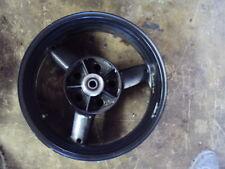 Triumph daytona 600 650 675 rear rim wheel STRAIGHT 2004 05 03 02