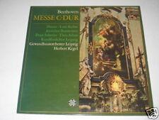 LP/BEETHOVEN/Kuhse/Burmeister/Adam/KEGEL/Messe C-dur