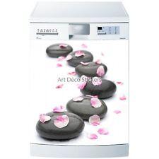 Stickers lave vaisselle ou magnet Galets 5500