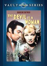 The Devil is a Woman DVD - Marlene Dietrich, Lionel Atwill, Josef von Sternberg