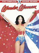 Wonder Woman - Complete Second Season - Lynda Carter - 4 DVD Set