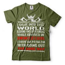 Viking T-shirt The Vikings Tee shirt Ragnar Lothbrok Norseman Vikings Tee shirt