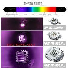 3W 10W 20W 50W 100W 200W 850nm/940nm/740 Infrared IR High Power LED Light Bulb