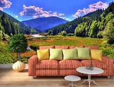 3D natura 377 Parete Murale Foto Carta da parati immagine sfondo muro stampa