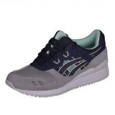 Asics Gel-Lyte III india ink Schuhe Sneaker Runner Gel Sohle weiß H6X2L 5050