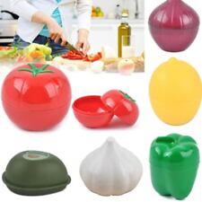 Vegetable & Fruit Saver Kitchen Containers Onion Food Fresh Storage Lemon Gadget